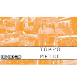 Jordan Draper Tokyo Metro