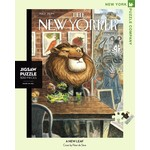 New York Puzzle Co A New Leaf 500pc