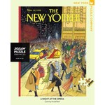 New York Puzzle Co A Night at the Opera 1000pc
