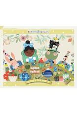 New York Puzzle Co Alice's Tea Party 60pc