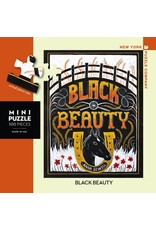 New York Puzzle Co Black Beauty Mini 100pc