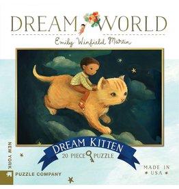 New York Puzzle Co Dream Kitten Mini 20pc