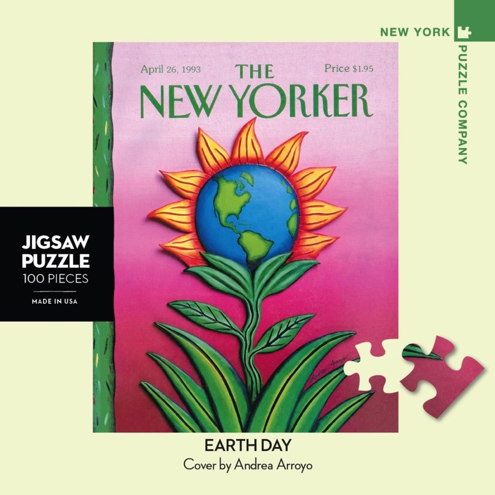 New York Puzzle Co Earth Day Mini 100pc