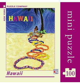New York Puzzle Co Hawaii Mini 100pc