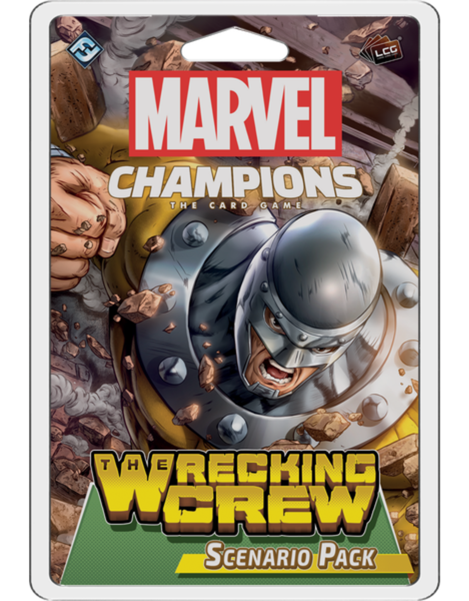 Fantasy Flight Games Marvel LCG: Wrecking Crew