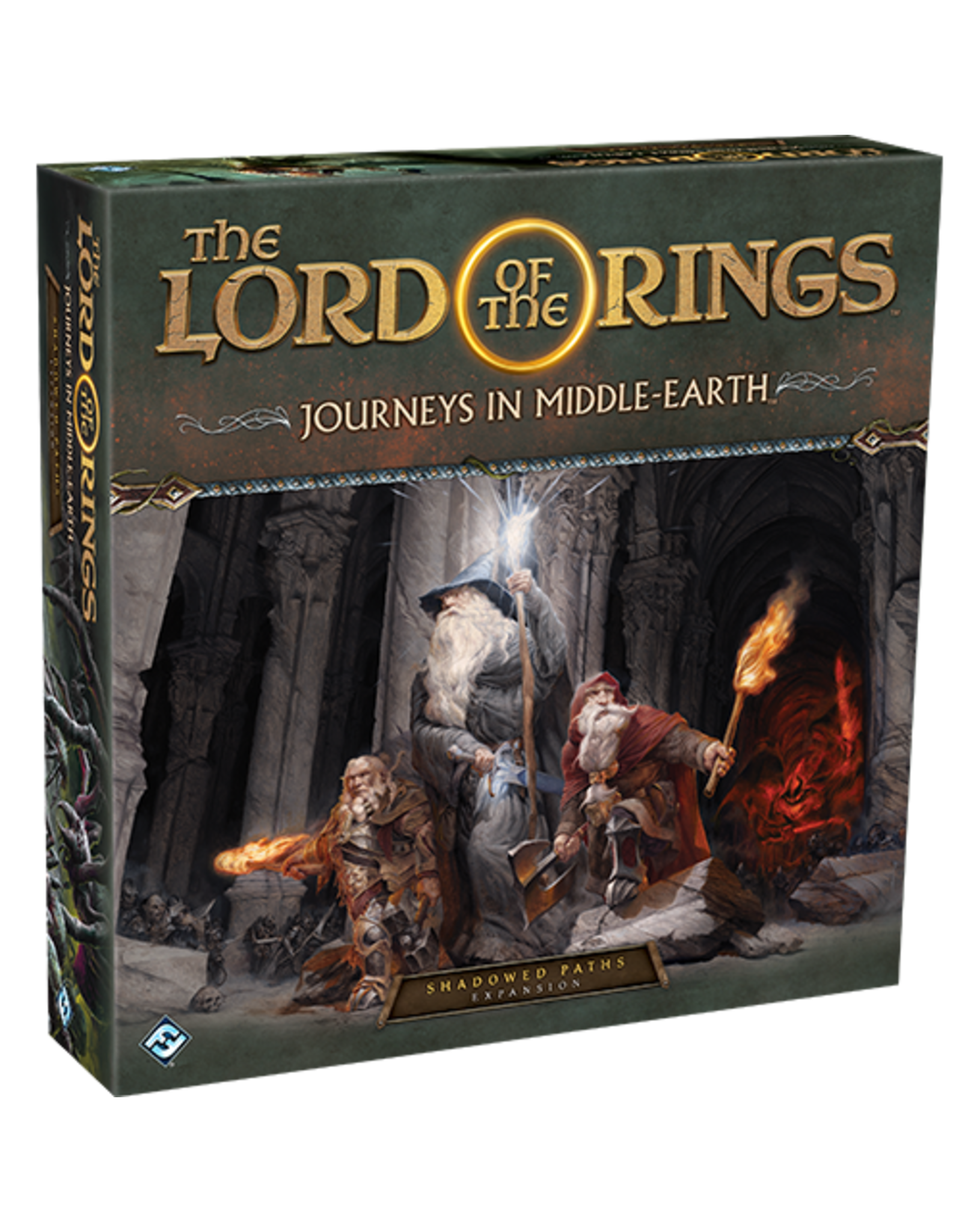 Fantasy Flight Games LOTR: Journeys in Middle Earth: Shadowed Paths Exp