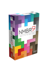 Z-Man Games NMBR 9