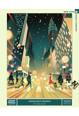New York Puzzle Co Moonlight Moment 1000pc