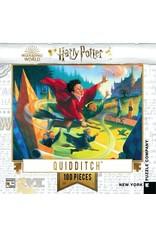New York Puzzle Co Quidditch Mini 100pc