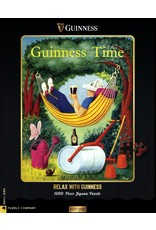New York Puzzle Co Relax with Guinness 1000pc