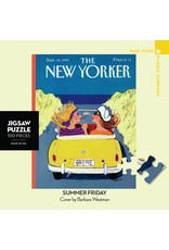New York Puzzle Co Summer Friday Mini 100pc