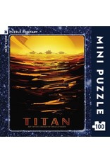 New York Puzzle Co Titan Mini 100pc