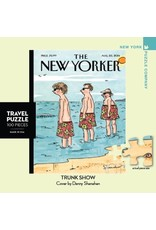 New York Puzzle Co Trunk Show Mini 100pc