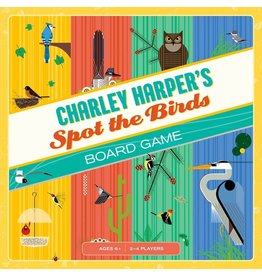 Charley Harper's Spot the Birds