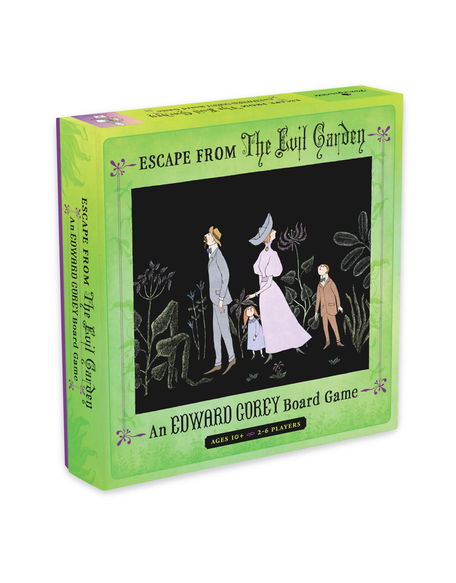 Escape from the Evil Garden