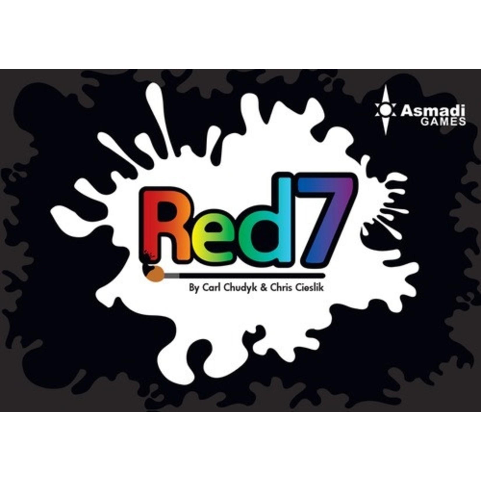 Asmadi Red 7