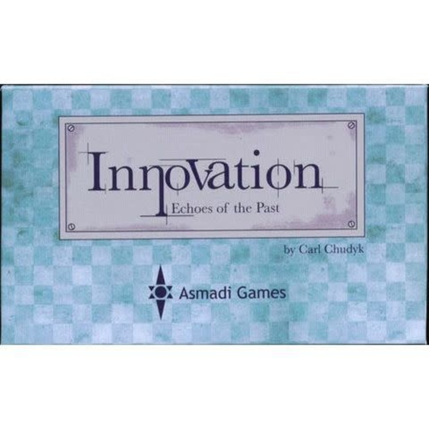 Asmadi Innovation: Echoes of the Past (3rd Ed)