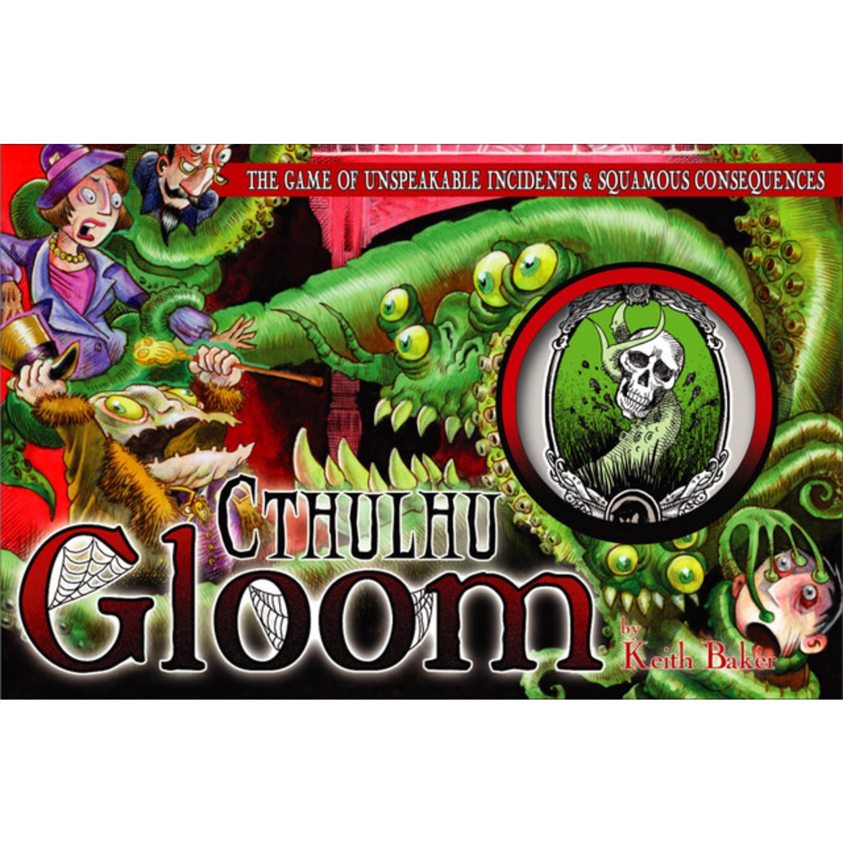 Atlas Games Gloom: Cthulhu