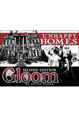 Gloom: Unhappy Home Exp 2nd Edition