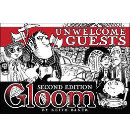 Atlas Games Gloom: Unwelcome Guests Exp 2nd Ed
