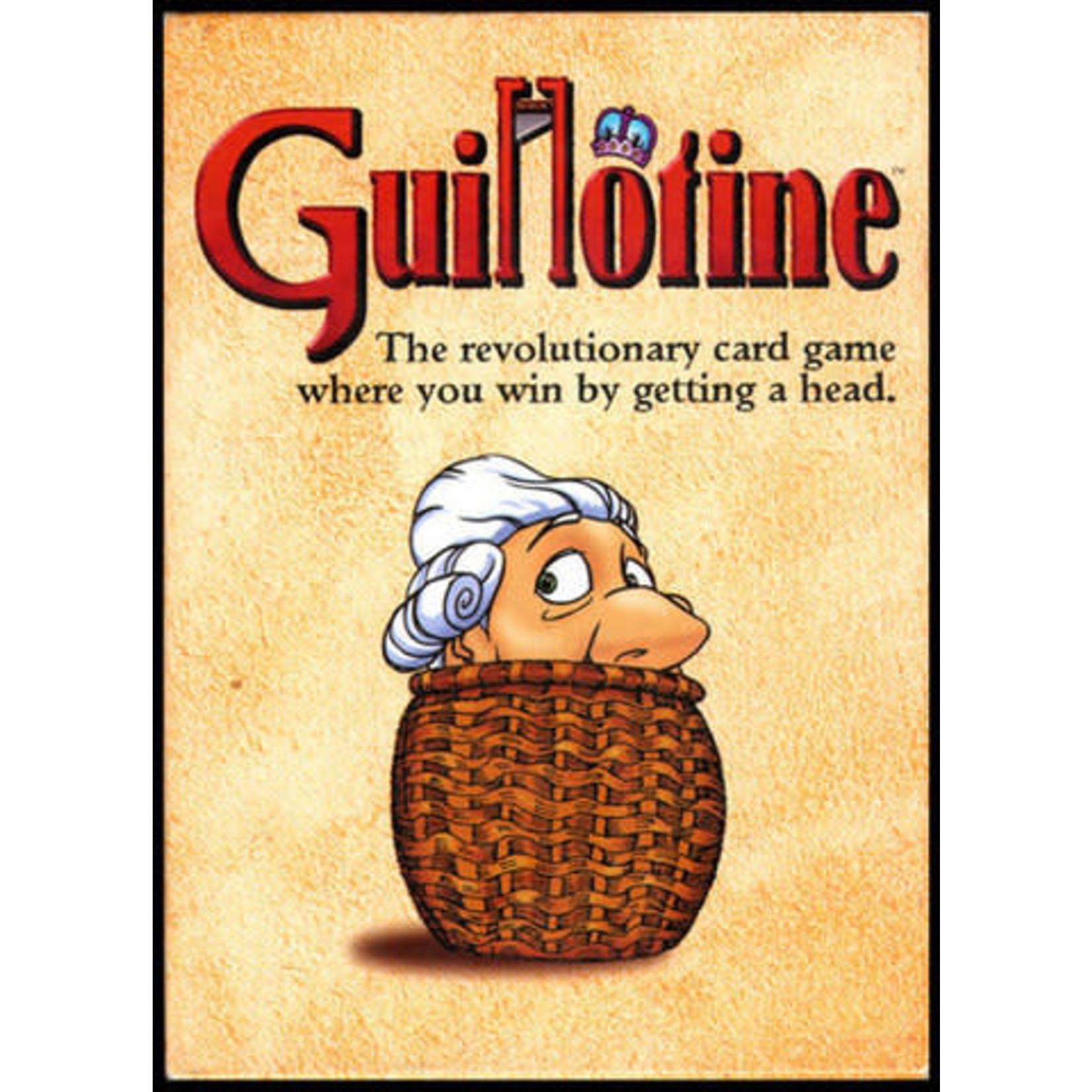 Avalon Hill Guillotine