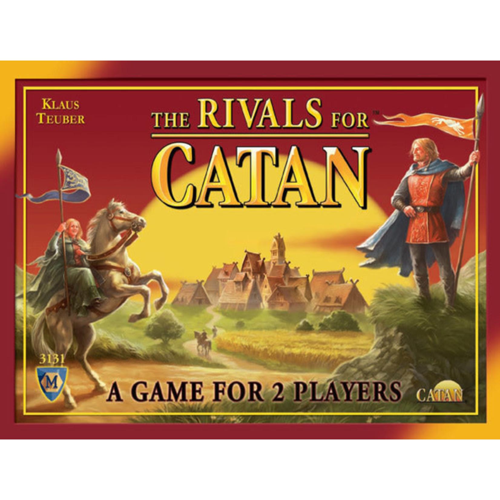 Catan Studio Catan: Rivals for Catan