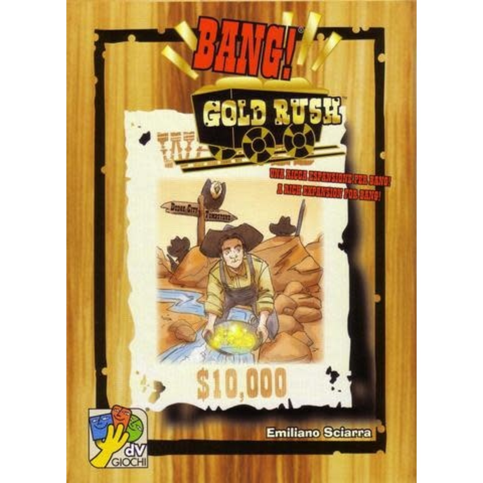 dV Giochi Bang! Gold Rush