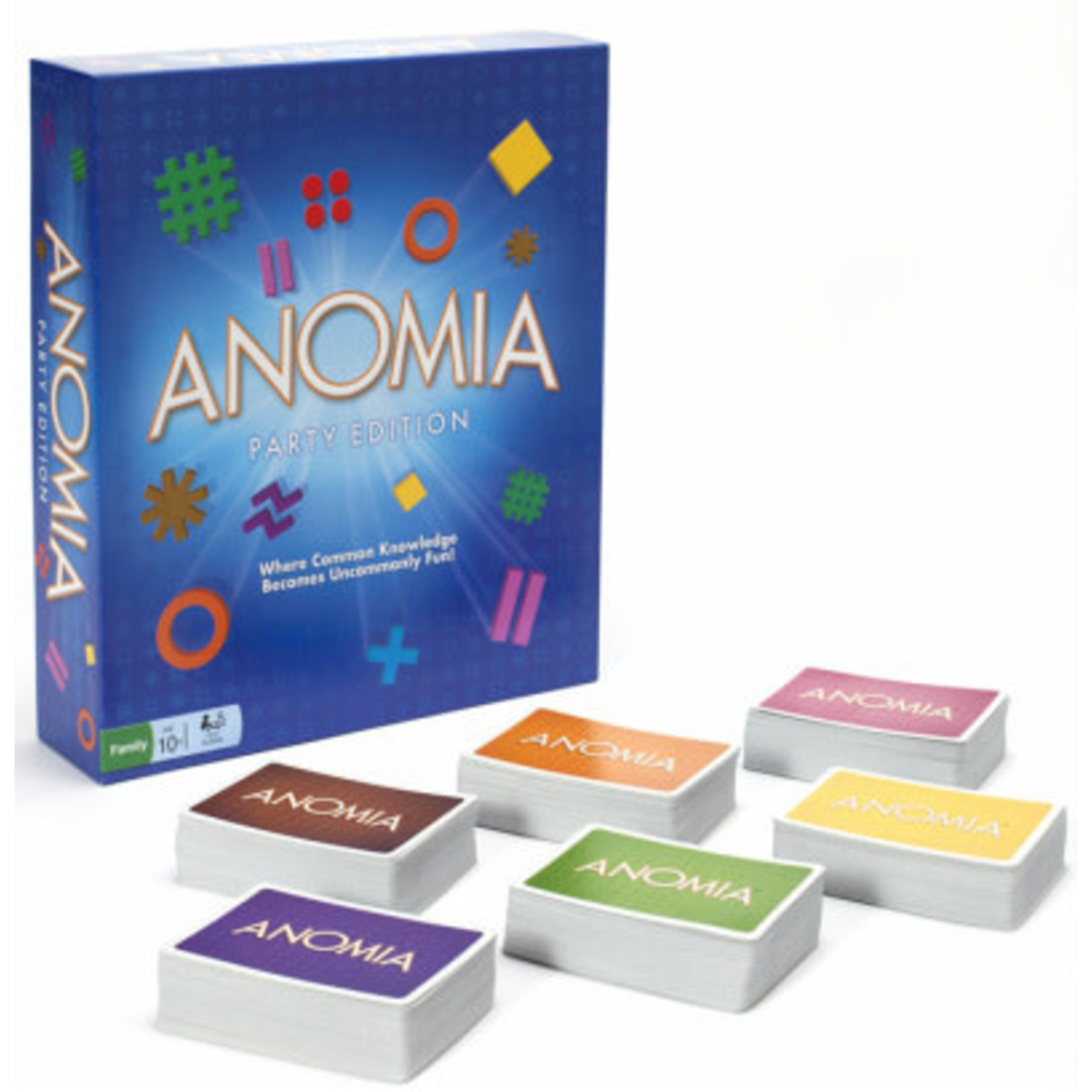 Anomia Party Box