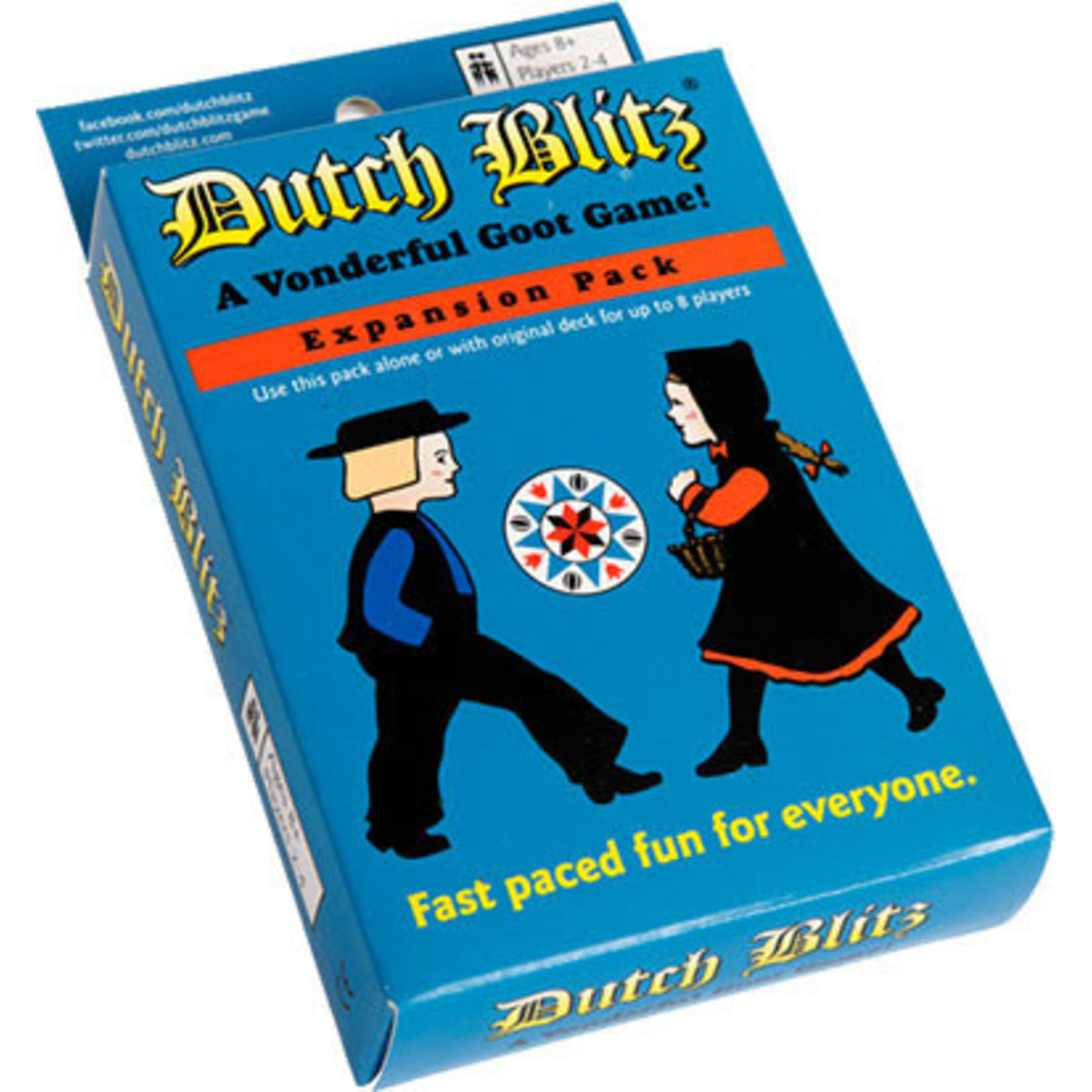 Dutch Blitz: Blue