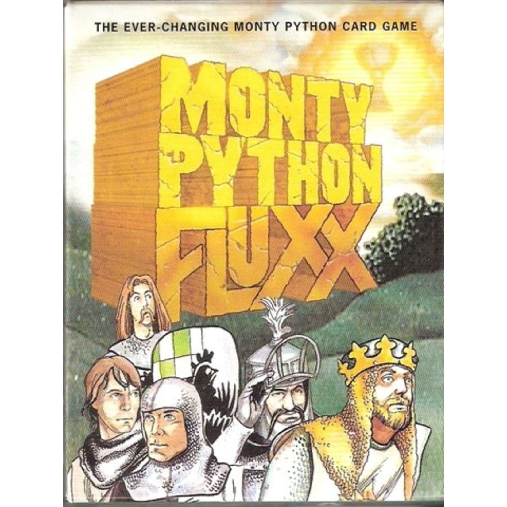 Looney Labs Fluxx: Monty Python
