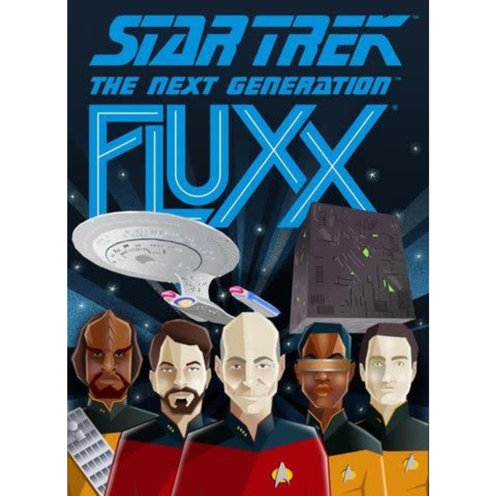 Looney Labs Fluxx: Star Trek The Next Generation
