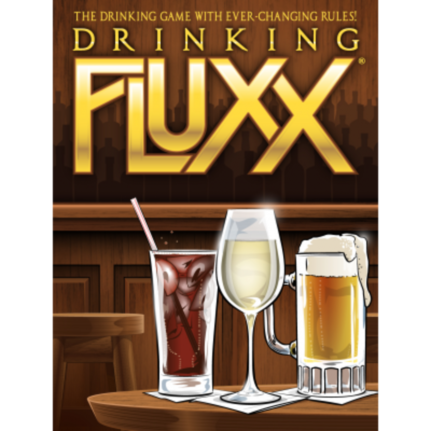 Looney Labs Fluxx: Drinking