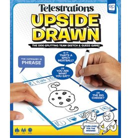 The Op Telestrations: Upside Drawn