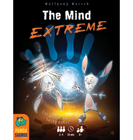 Pandasaurus Games The Mind Extreme