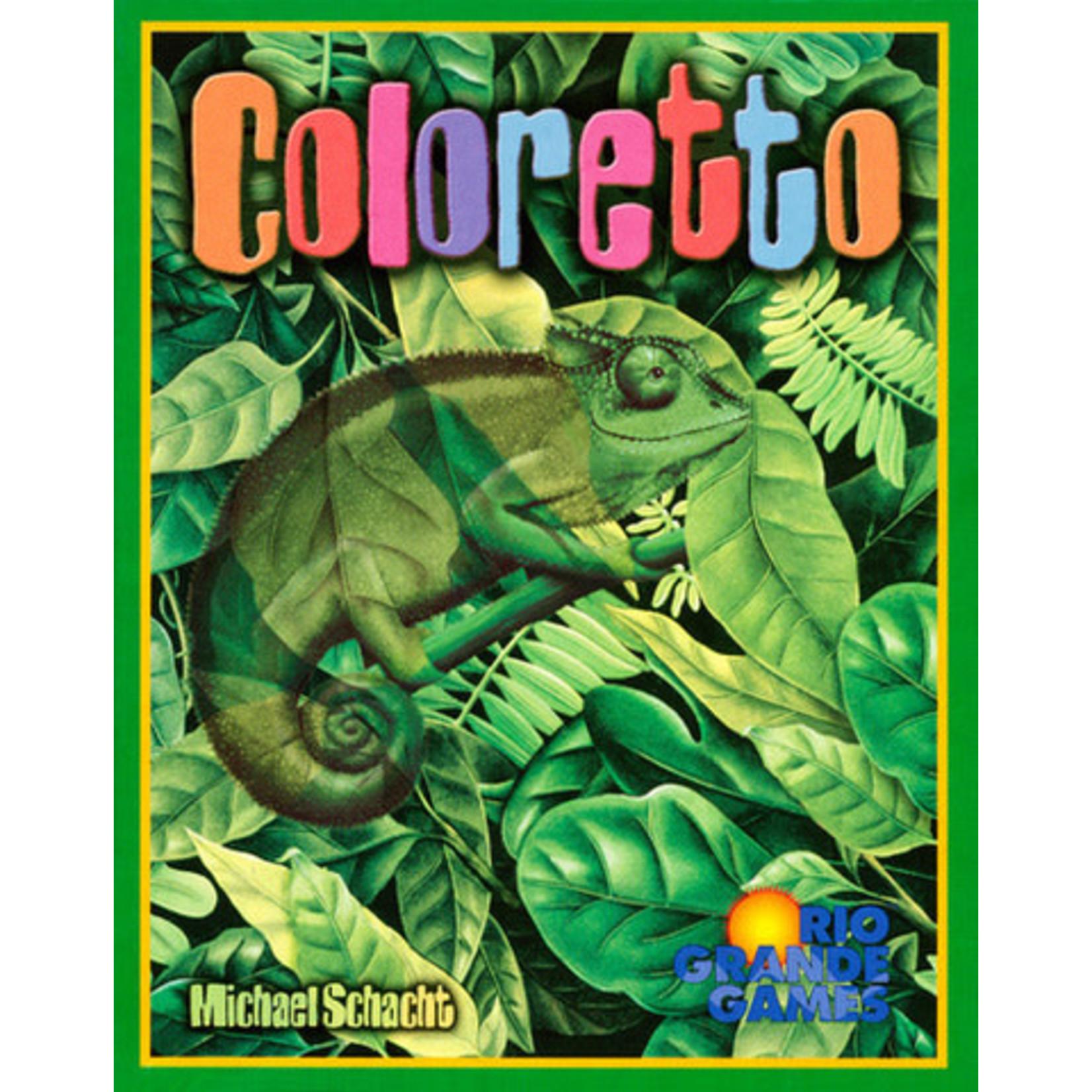 Rio Grande Games Coloretto
