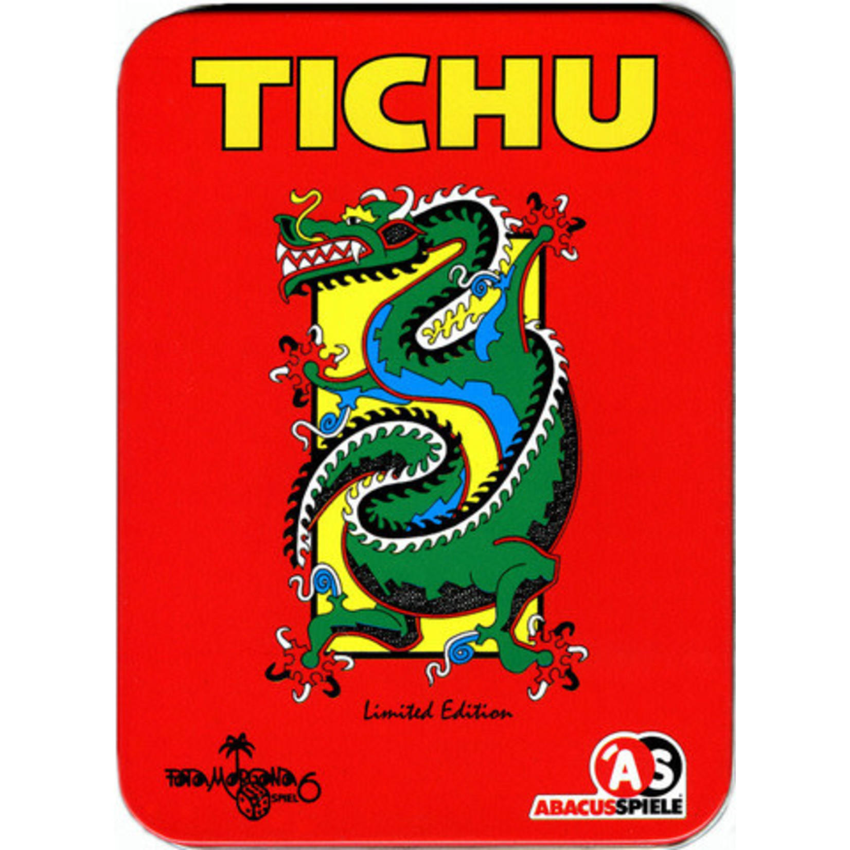 Rio Grande Games Tichu