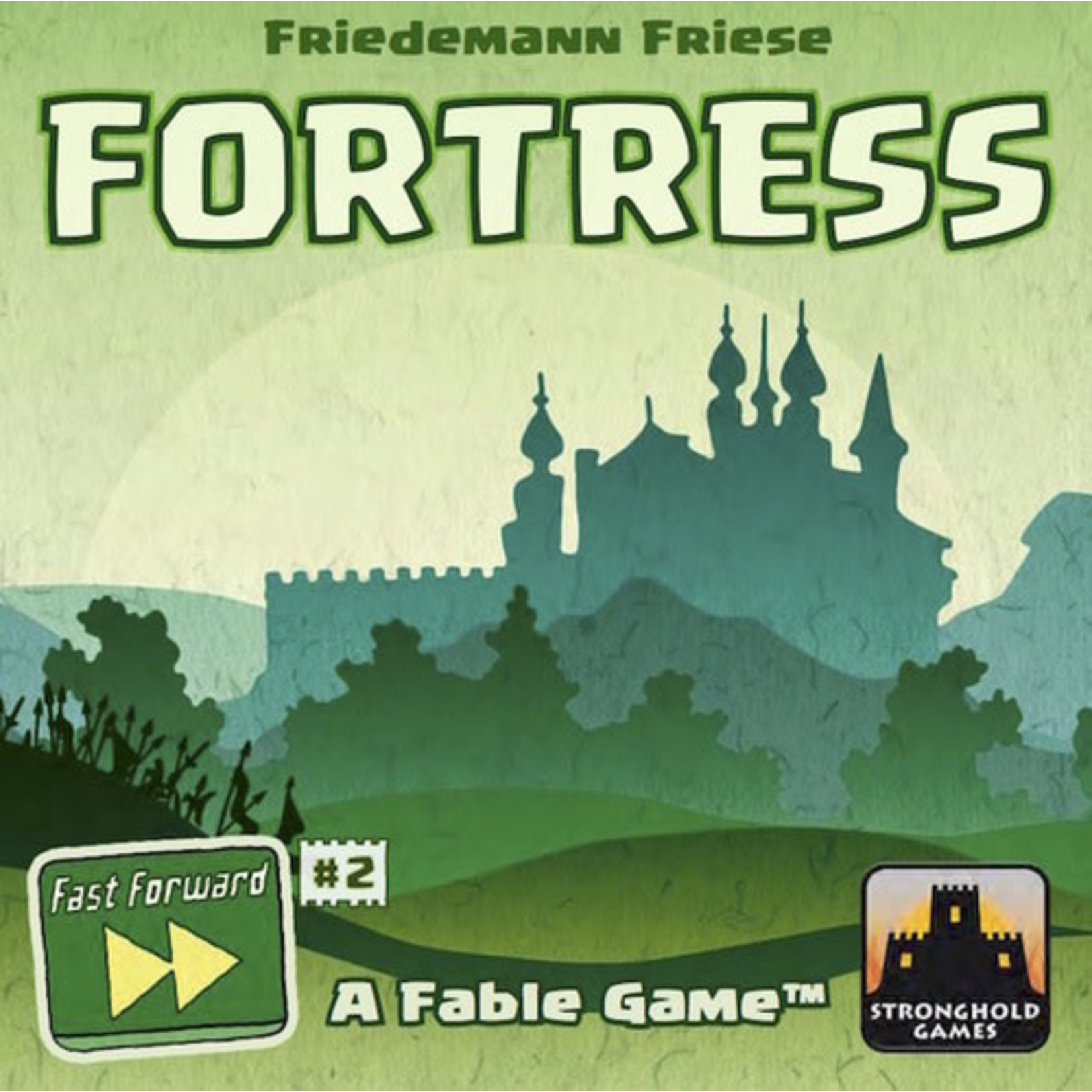Stronghold Games Fortress