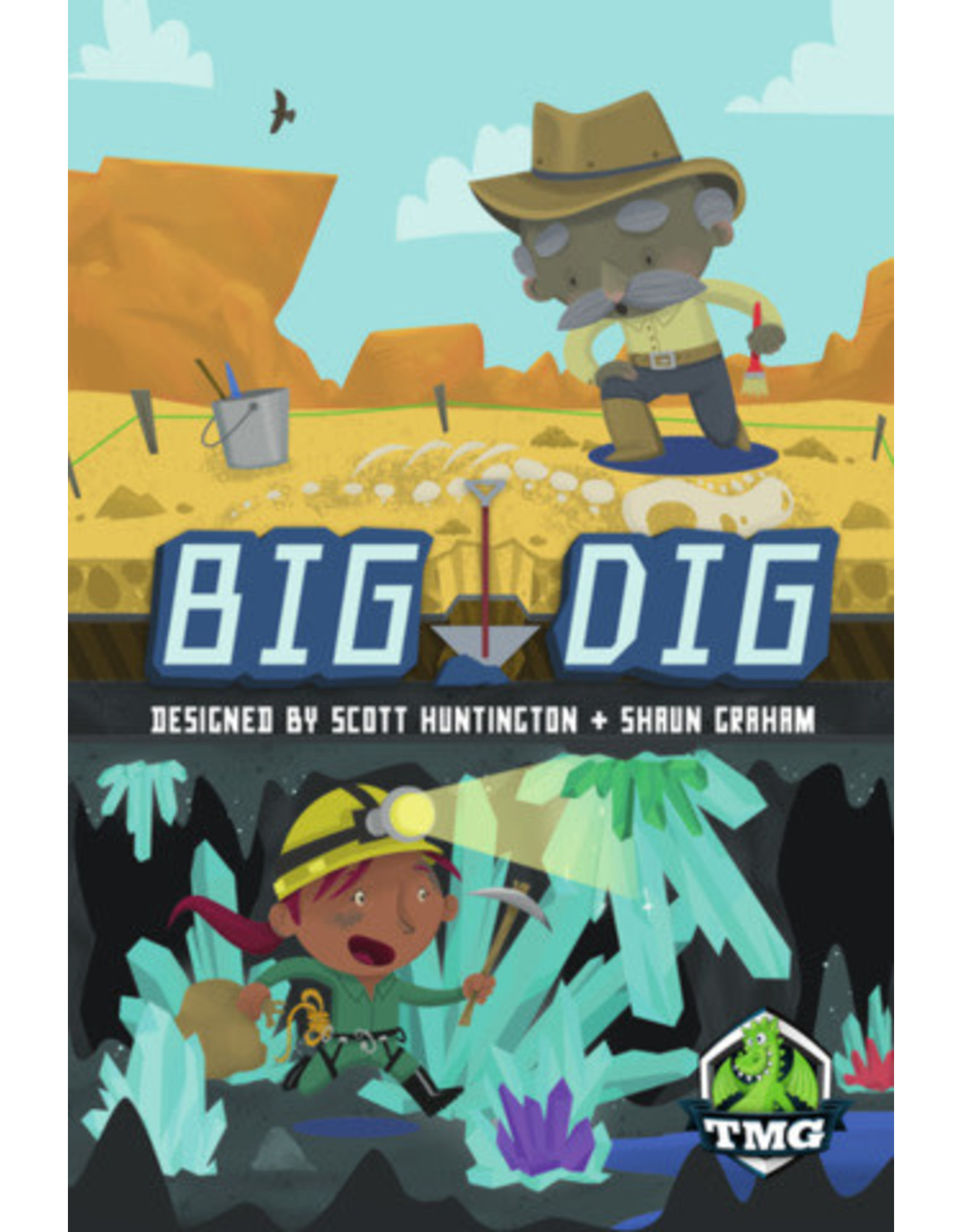 Tasty Minstrel Games Big Dig