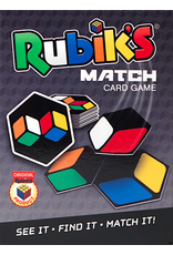 Rubik's Match Card Game