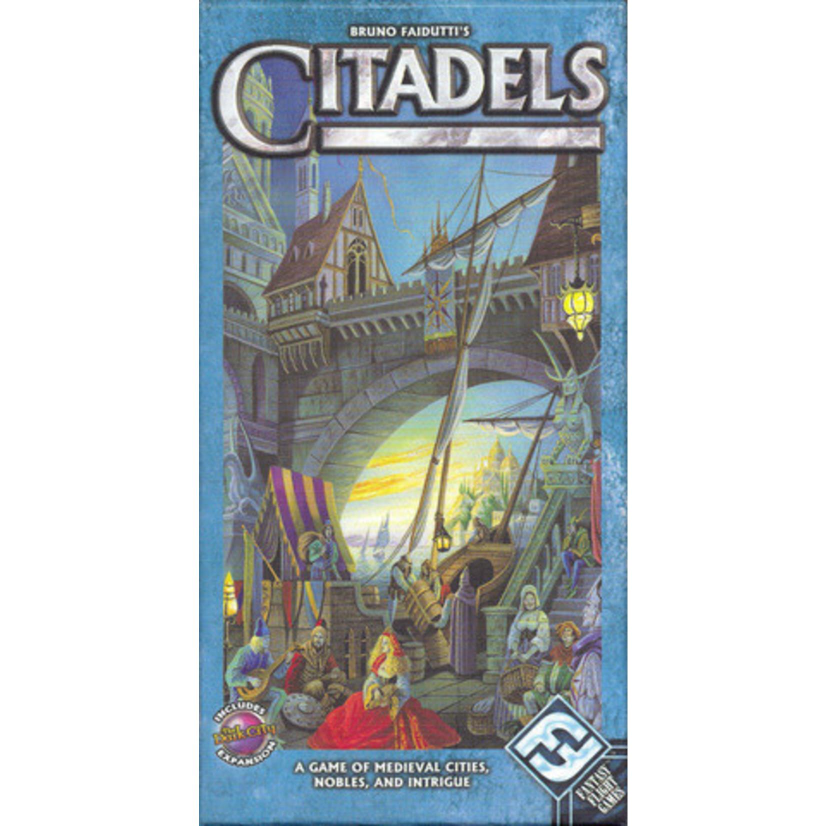 Z-Man Games Citadels Classic