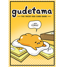 Renegade Game Studios Gudetama: The Tricky Egg Card Game