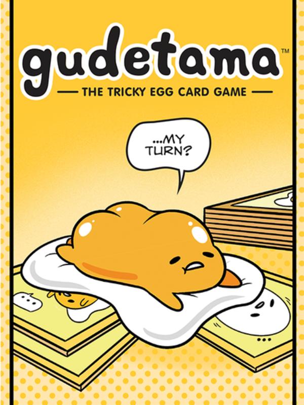 Renegade Game Studios Gudetama: The Tricky Egg Card Game
