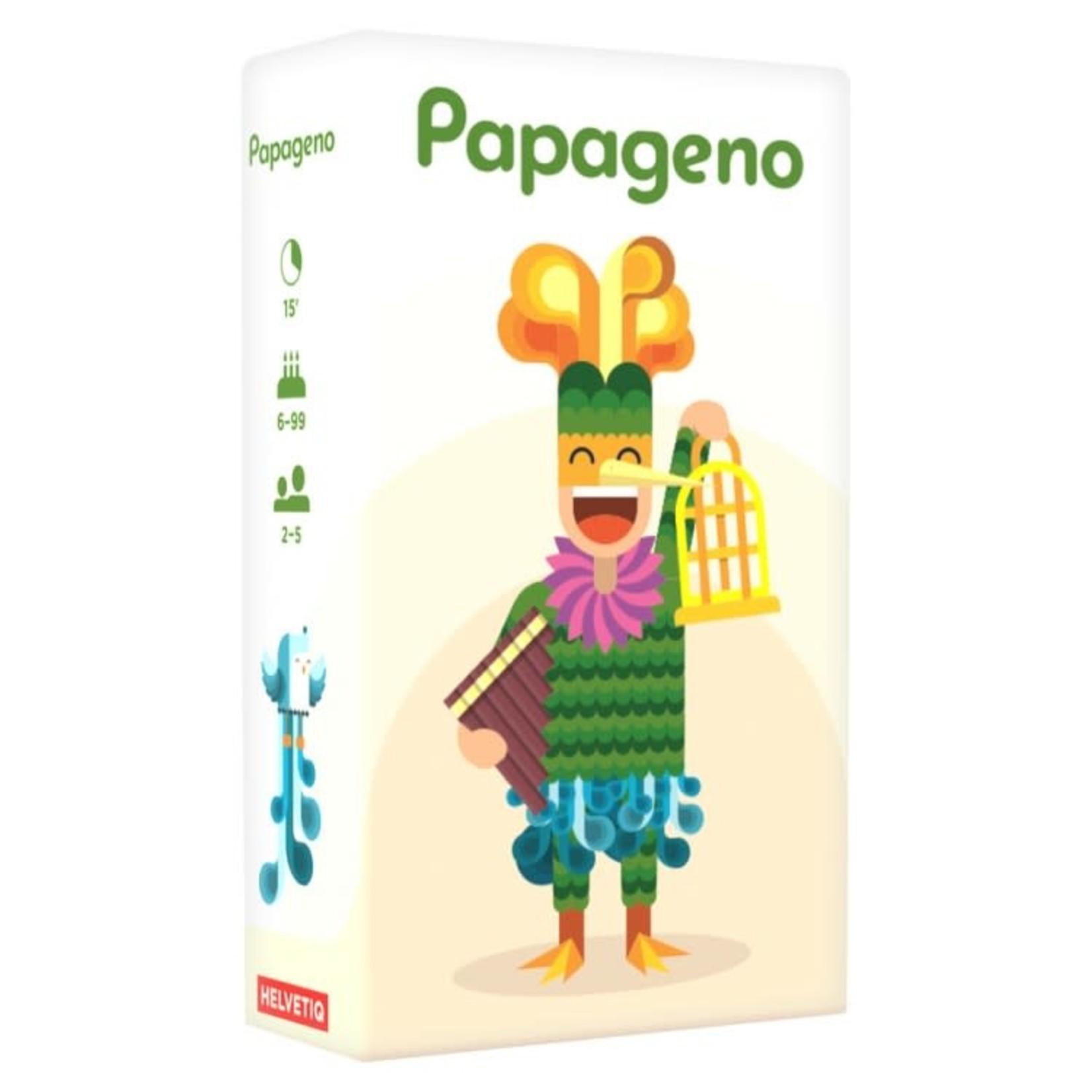 Asmodee Papageno