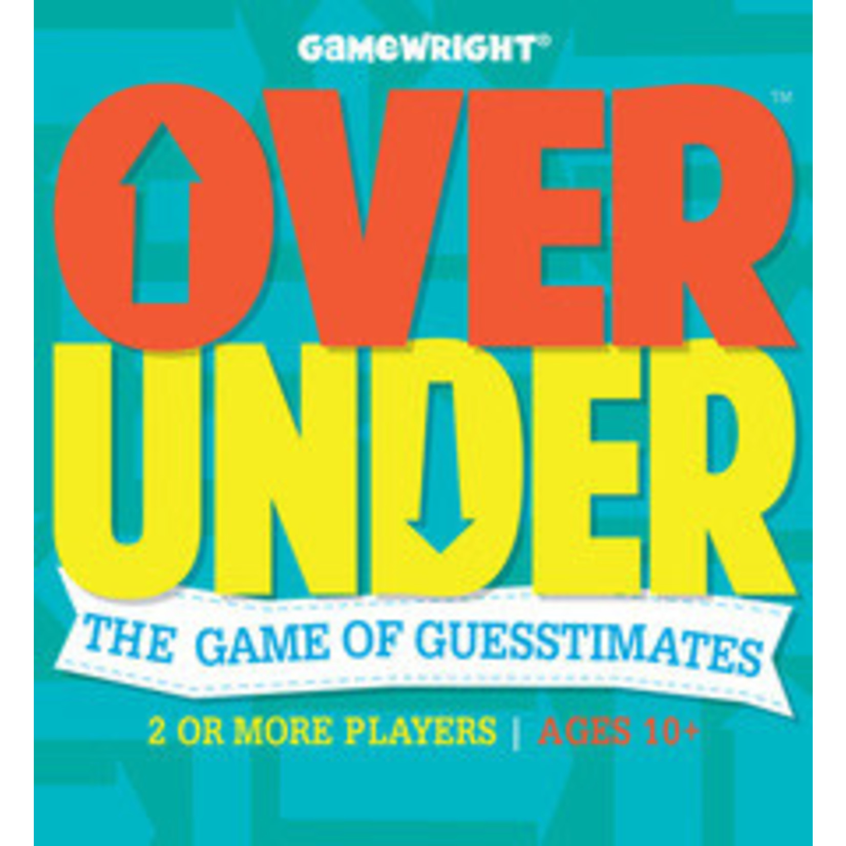 GameWright Over Under