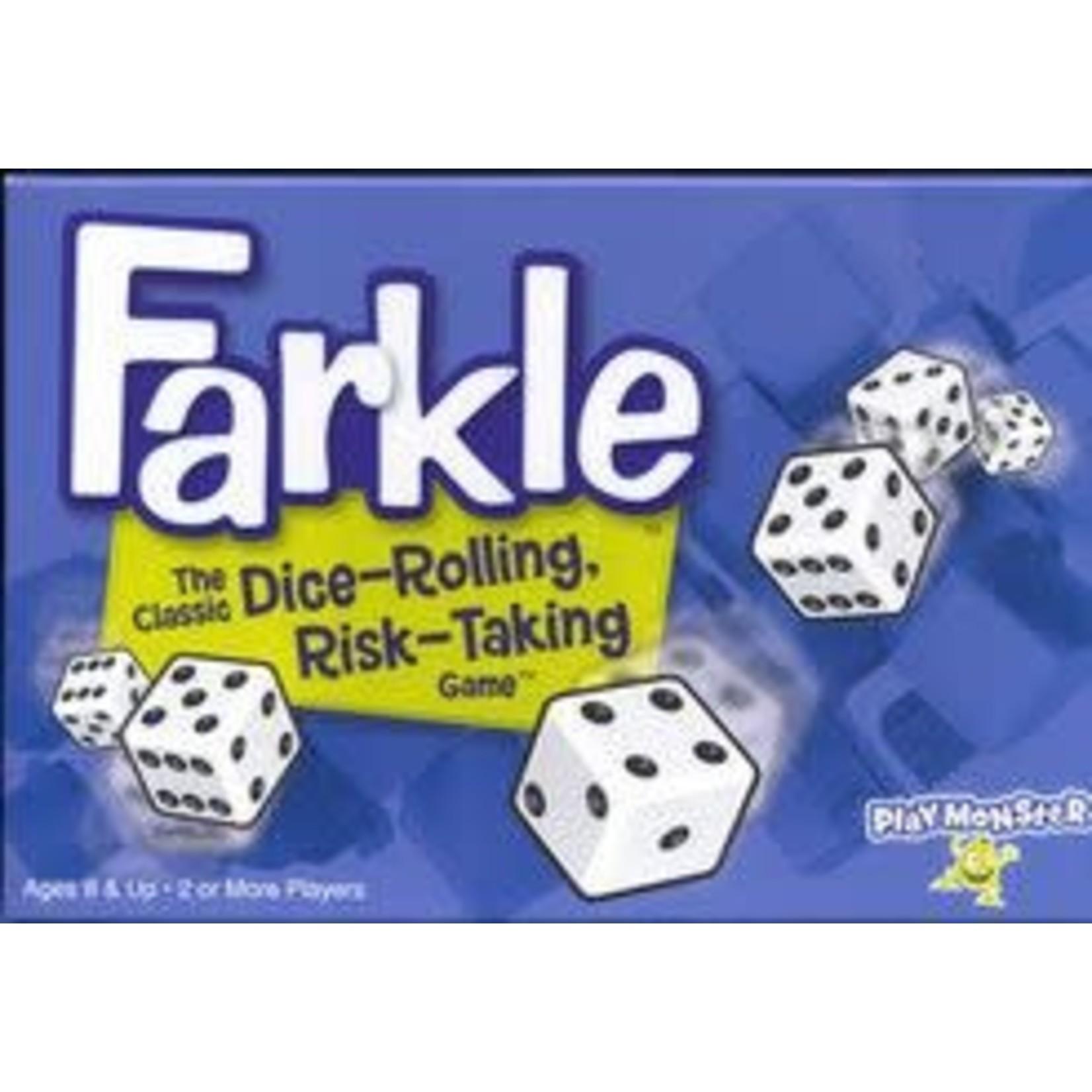 Play Monster Farkle Box