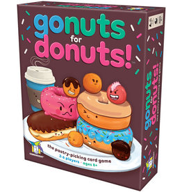 Daily Magic Games Go Nuts for Donuts