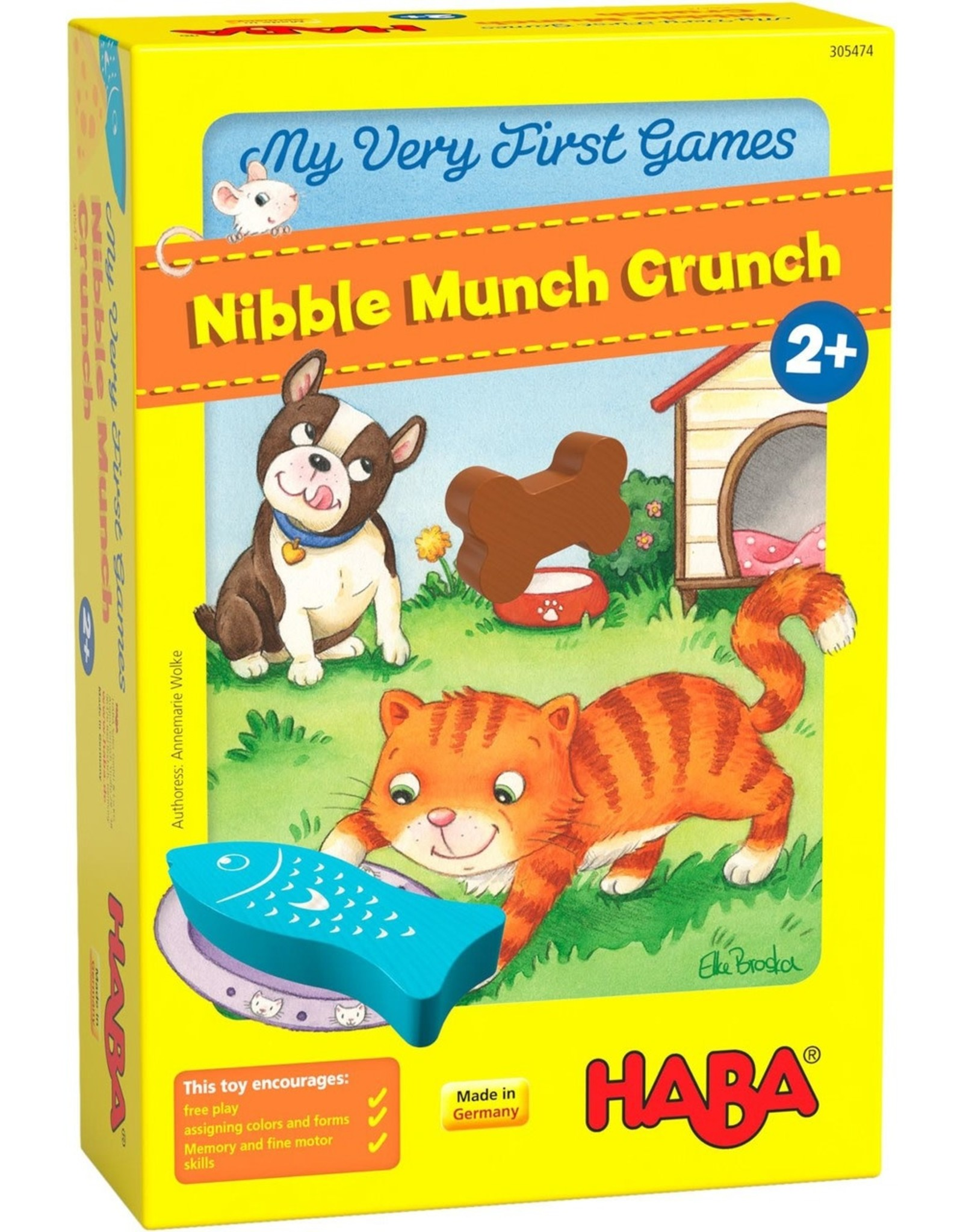 Haba Nibble Munch Crunch
