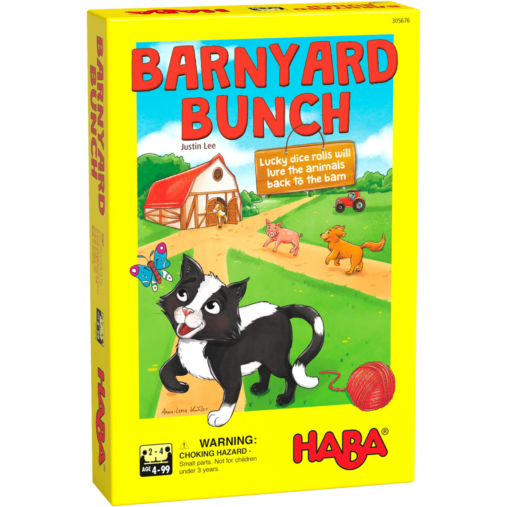 Haba Barnyard Bunch