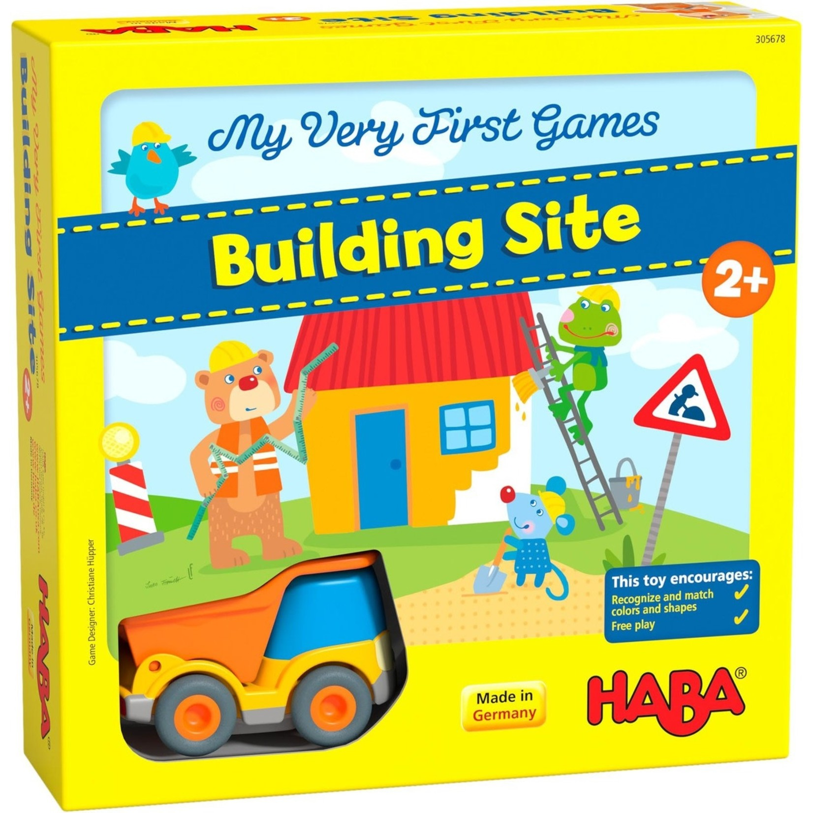Haba My First Building Site
