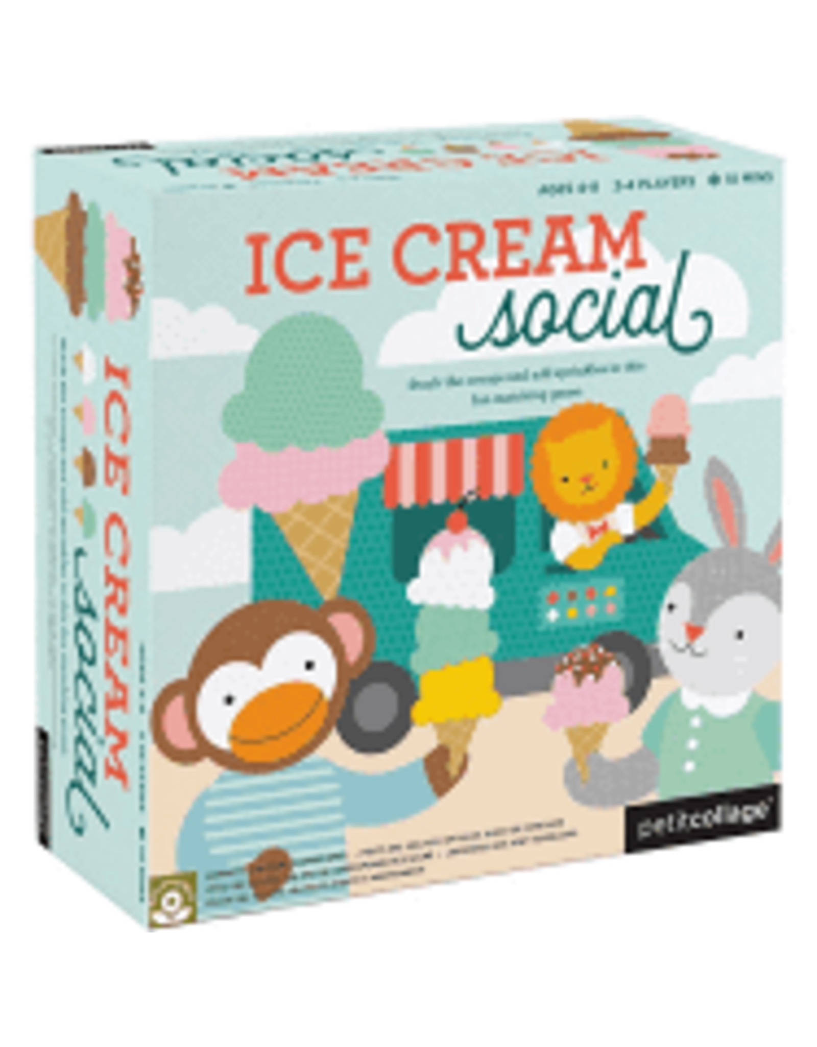 Wild and Wolf Ice Cream Social Game